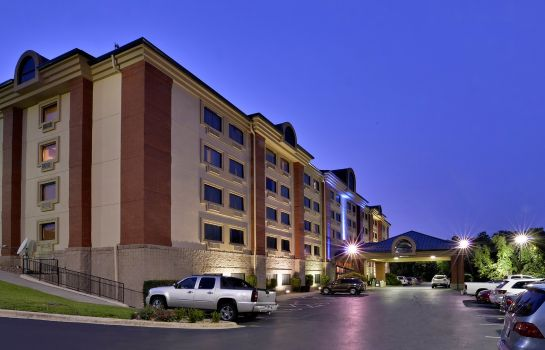 Vista exterior Holiday Inn Express BRANSON-GREEN MOUNTAIN DRIVE
