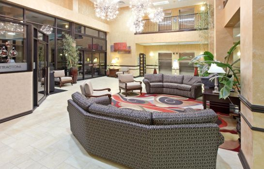 Vestíbulo del hotel Holiday Inn Express BRANSON-GREEN MOUNTAIN DRIVE