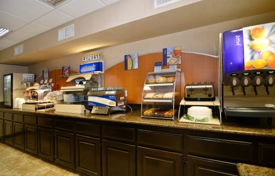 Restaurante Holiday Inn Express BRANSON-GREEN MOUNTAIN DRIVE