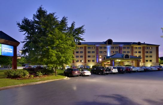 Info Holiday Inn Express BRANSON-GREEN MOUNTAIN DRIVE