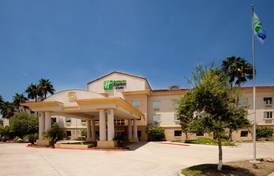 Widok zewnętrzny Holiday Inn Express & Suites BROWNSVILLE