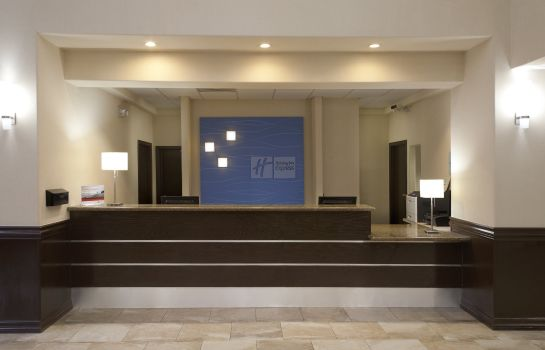 Hotelhalle Holiday Inn Express & Suites BROWNSVILLE
