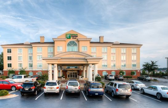 Außenansicht Holiday Inn Express & Suites COLUMBIA-I-26 @ HARBISON BLVD