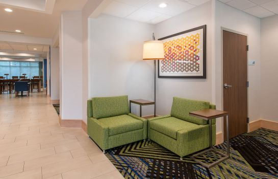 Vestíbulo del hotel Holiday Inn Express & Suites COLUMBIA-I-26 @ HARBISON BLVD