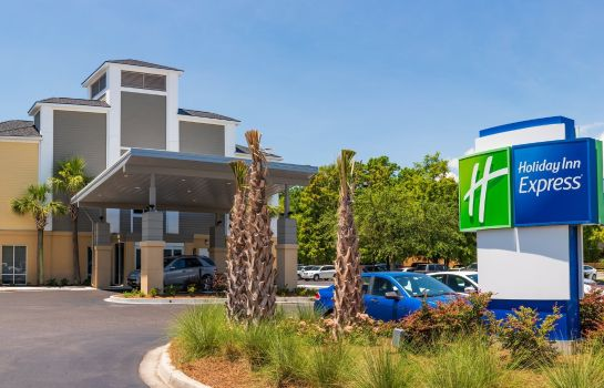 Außenansicht Holiday Inn Express CHARLESTON US HWY 17 & I-526