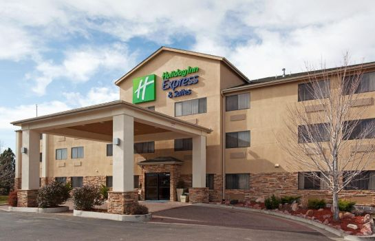 Exterior view Holiday Inn Express & Suites COLORADO SPRINGS NORTH