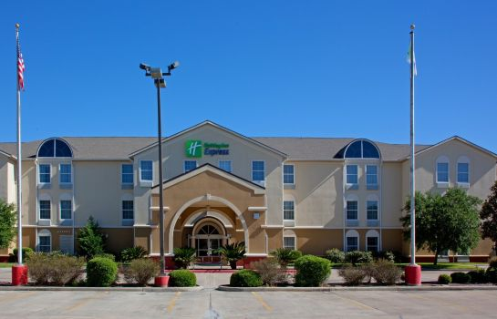 Vista esterna Holiday Inn Express & Suites COLUMBUS