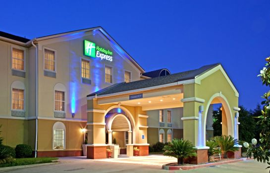 Buitenaanzicht Holiday Inn Express & Suites COLUMBUS