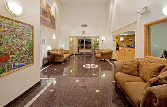 Hall Holiday Inn Express & Suites COLUMBUS