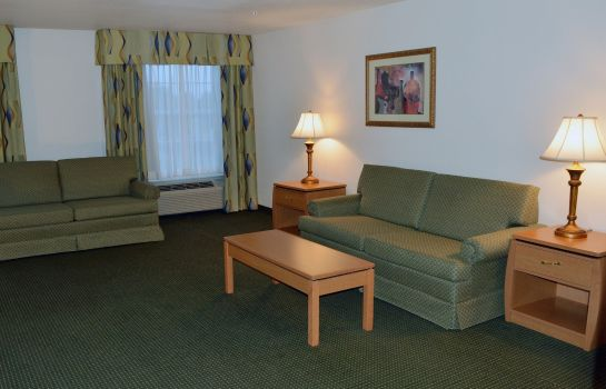 Chambre Holiday Inn Express & Suites COLUMBUS