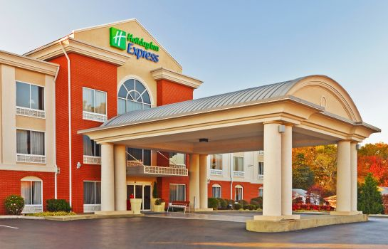 Außenansicht Holiday Inn Express & Suites CHATTANOOGA (EAST RIDGE)