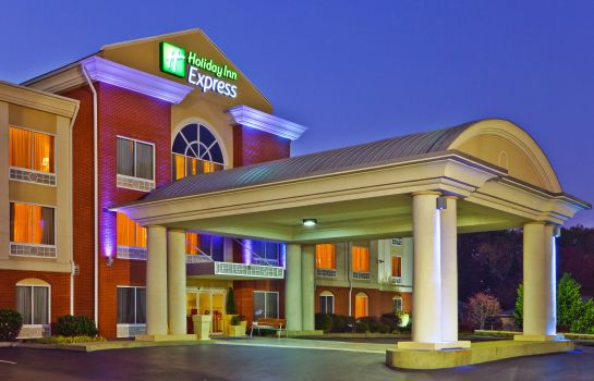 Exterior view Holiday Inn Express & Suites CHATTANOOGA (EAST RIDGE)