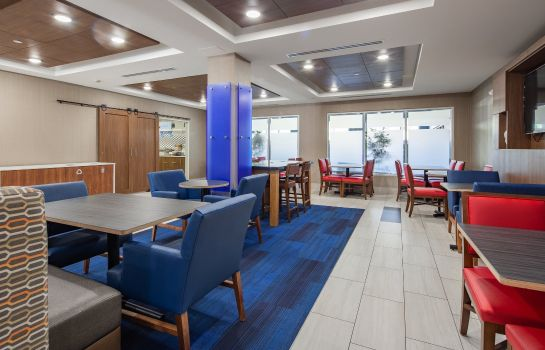 Hotelhalle Holiday Inn Express & Suites CHATTANOOGA (EAST RIDGE)