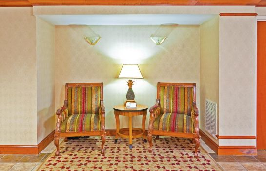 Hotelhalle Holiday Inn Express & Suites CHATTANOOGA-LOOKOUT MTN