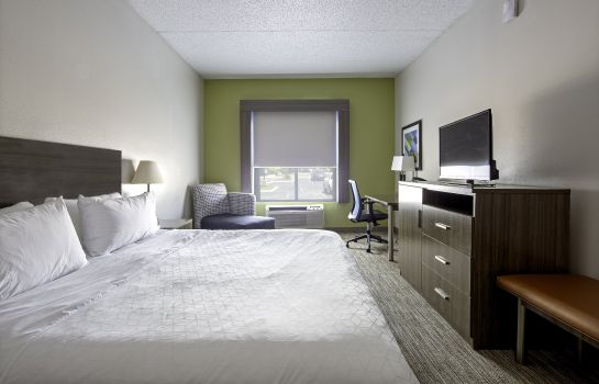 Zimmer Holiday Inn Express & Suites CHATTANOOGA-LOOKOUT MTN