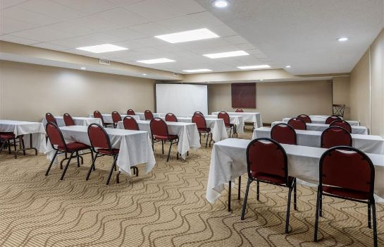 Conference room Comfort Inn Arlington Heights Chicago OH Comfort Inn Arlington Heights Chicago OH