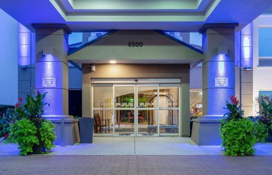 Widok zewnętrzny Holiday Inn Express & Suites CHICAGO-MIDWAY AIRPORT