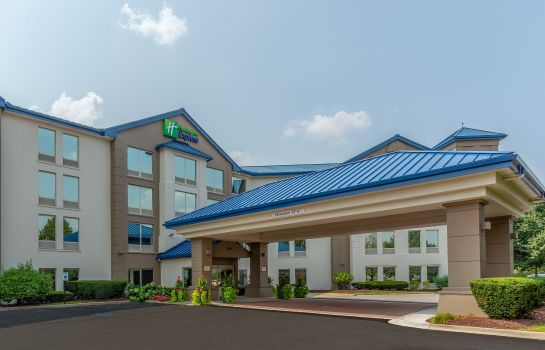 Buitenaanzicht Holiday Inn Express & Suites CHICAGO-MIDWAY AIRPORT