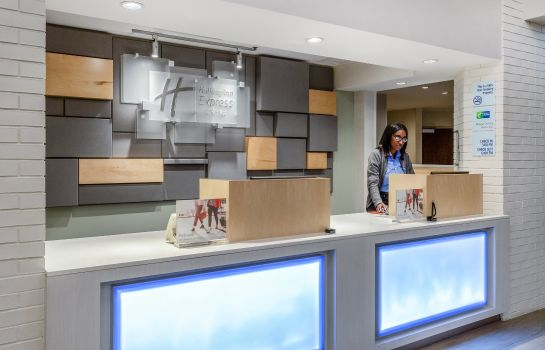 Hol hotelowy Holiday Inn Express & Suites CHICAGO-MIDWAY AIRPORT