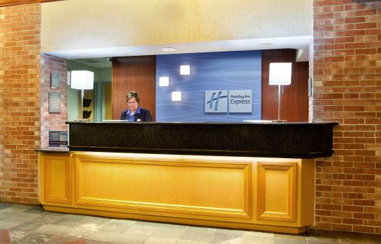 Hotelhalle Holiday Inn Express & Suites CHICAGO-MIDWAY AIRPORT