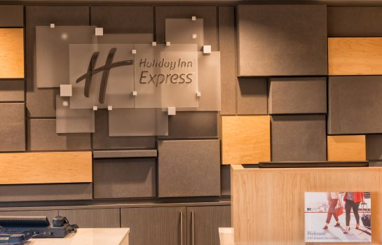 Hotelhalle Holiday Inn Express CHARLESTON US HWY 17 & I-526