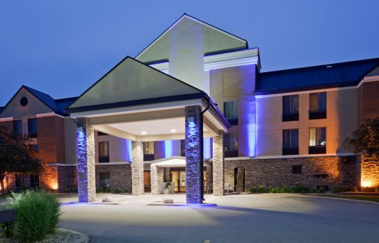 Außenansicht Holiday Inn Express CEDAR RAPIDS (COLLINS RD)