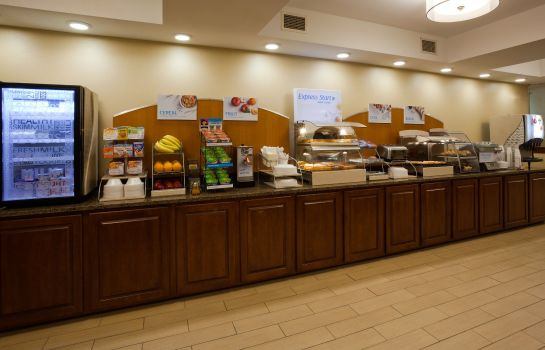 Restaurant Holiday Inn Express CEDAR RAPIDS (COLLINS RD)