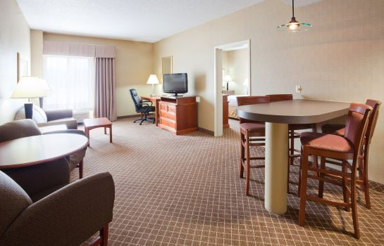 Suite Holiday Inn Express CEDAR RAPIDS (COLLINS RD)