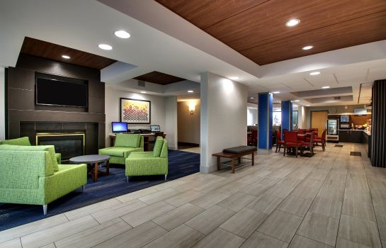 Hotelhalle Holiday Inn Express & Suites CEDAR RAPIDS-I-380 @ 33RD AVE