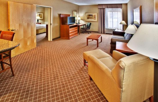 Suite Holiday Inn Express & Suites CEDAR RAPIDS-I-380 @ 33RD AVE