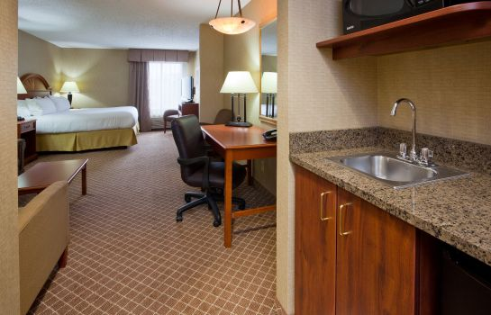 Zimmer Holiday Inn Express & Suites CEDAR RAPIDS-I-380 @ 33RD AVE