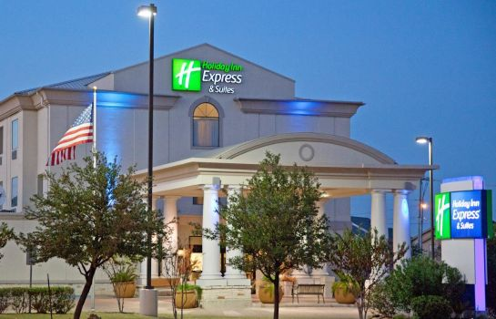 Buitenaanzicht Holiday Inn Express & Suites COLLEGE STATION