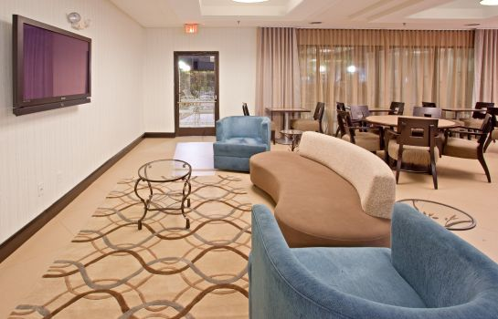 Hotelhalle Holiday Inn Express & Suites COLLEGE STATION