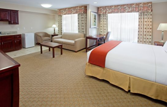 Suite Holiday Inn Express & Suites COLLEGE STATION
