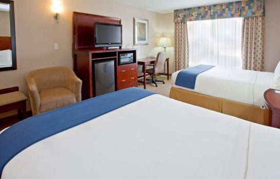Kamers Holiday Inn Express & Suites COLLEGE STATION