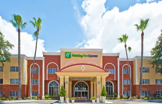 Außenansicht Holiday Inn Express CLEARWATER EAST - ICOT CENTER