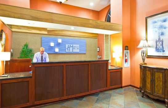 Hotelhalle Holiday Inn Express CLEARWATER EAST - ICOT CENTER