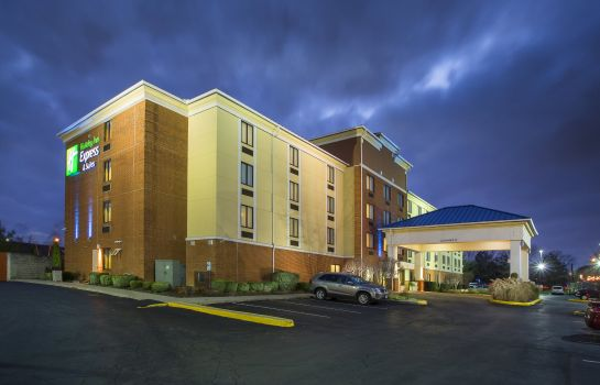 Außenansicht Holiday Inn Express & Suites COLUMBUS AIRPORT