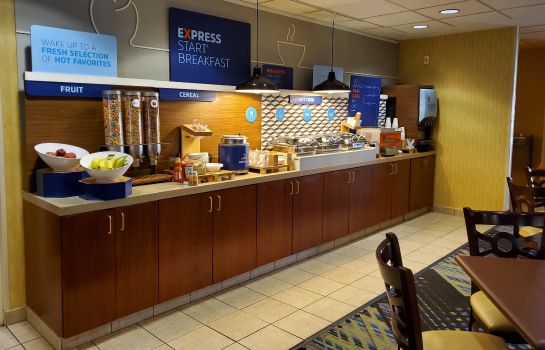 Restaurant Holiday Inn Express & Suites COLUMBUS AIRPORT