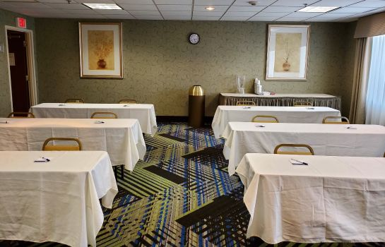 Salle de séminaires Holiday Inn Express & Suites COLUMBUS AIRPORT