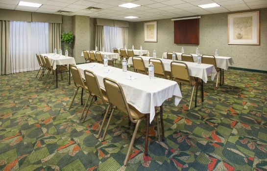 Conference room Holiday Inn Express & Suites COLUMBUS AIRPORT