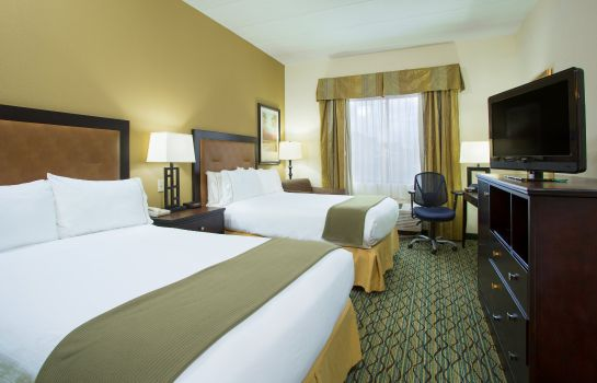 Zimmer Holiday Inn Express & Suites COLUMBUS AIRPORT