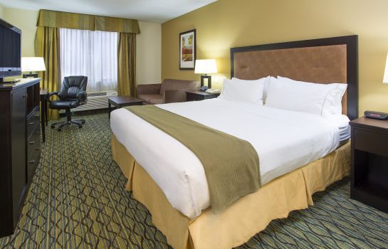 Chambre Holiday Inn Express & Suites COLUMBUS AIRPORT