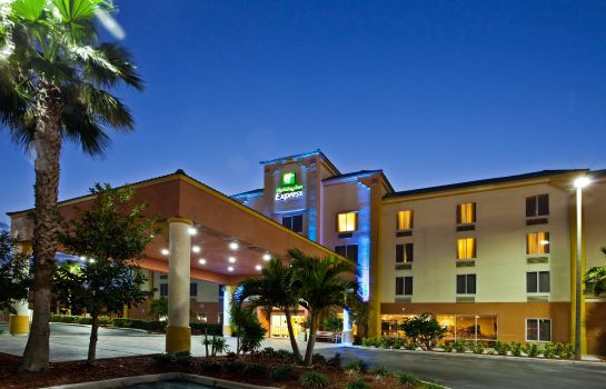 Außenansicht Holiday Inn Express & Suites COCOA BEACH