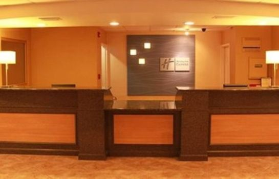 Hotelhalle Holiday Inn Express & Suites COCOA BEACH