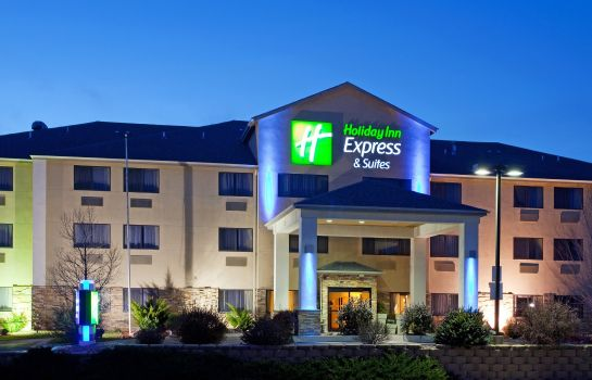 Außenansicht Holiday Inn Express & Suites COLORADO SPRINGS NORTH