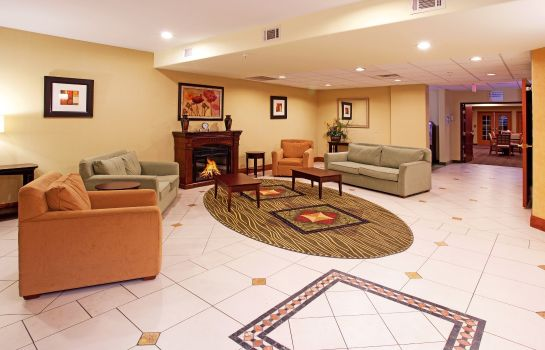 Hotelhalle Holiday Inn Express & Suites COLORADO SPRINGS NORTH