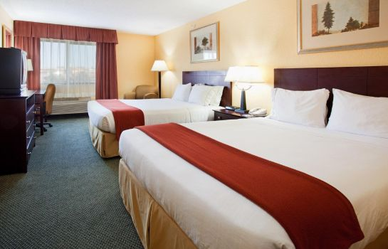 Zimmer Holiday Inn Express & Suites COLORADO SPRINGS NORTH