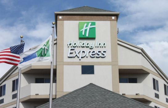 Außenansicht Holiday Inn Express COLORADO SPRINGS AIRPORT
