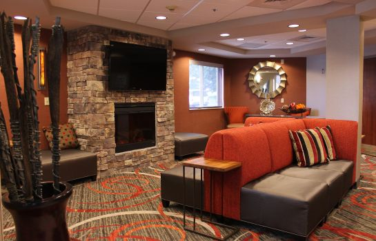 Hotelhalle Holiday Inn Express COLORADO SPRINGS AIRPORT